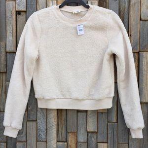 Woman's top shirt blouse sweater sweatshirt small